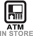 ATM in store